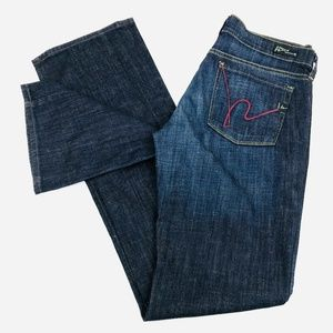 Citizens of Humanity Kelly 001 Low Bootcut 28 Tall